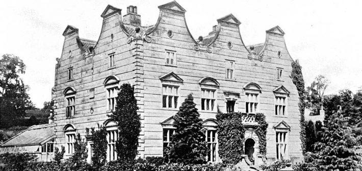 Moulton Hall, near Richmond, Yorks.